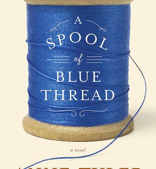 A Spool of Blue Thread – non linear structure