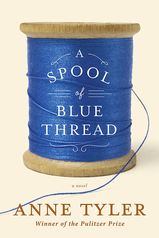 A Spool of Blue Thread - non linear structure