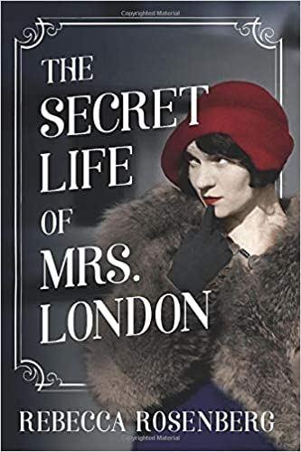 Mrs London, not quite a biography